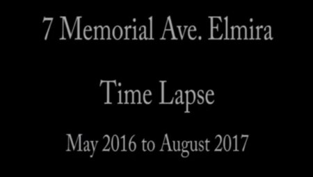 Memorial Ave Time Lapse
